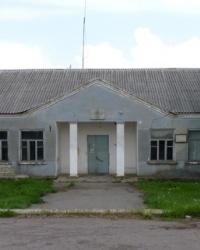 Бюст Ленина и Маркса в с.Евдокиевка (Магдалиновский р-н)