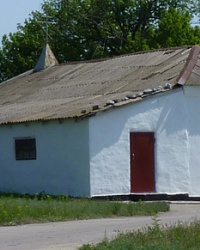 Храм в честь св. равноапостольных Кирилла и Мефодия в с. Капуловка