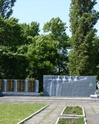 Братская могила с.Богуслав (Павлоградский р-н)