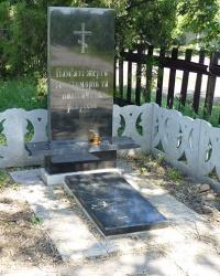 Пам'ятник жертвам голодомору у с.Богуслав