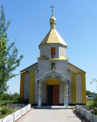Храм св.Николая Чудотворца в с.Богуслав