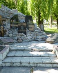 Памятник воинам-афганцам пгт.Петропавловка