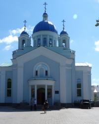 Свято-Николаевский храм г.Мариуполь