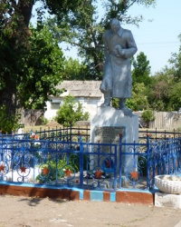 Братская могила в пгт.Христофоровка (Криворожский р-н)