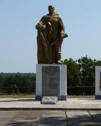 Братская могила в с.Валовое (Криворожский р-н)