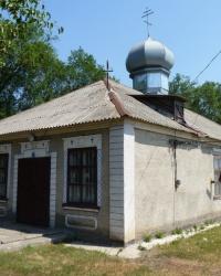 Церковь равноапостольной княгини Ольги в с.Валовое