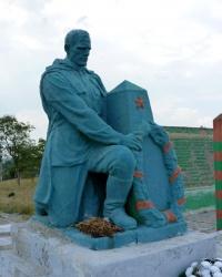 Братская могила и мемориал в с.Алексеевка (Куйбышевский р-н)