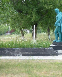 Братская могила в с.Смирново (Куйбышевский р-н)