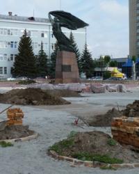 Памятник членам первого бердянского совета в г.Бердянск