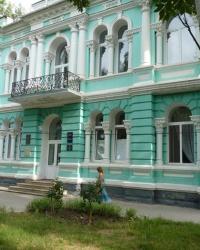 ул. Ульяновых, 39 (Дом купца Езрубильского) в Бердянске