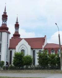 Римо-католическая церковь прихода Рождества Пресвятой Девы Марии в г.Бердянске