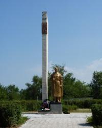 Братская могила в с.Карла Маркса (Бердянский р-н)