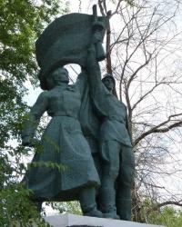 Братская могила в с.Николаевка (Бердянский р-н)