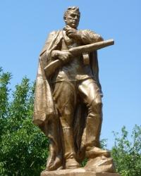 Братская могила в с.Новониколаевка (Днепропетровский р-н)