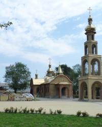 Храм Св.Ап. Петра и Павла в с.Сурско-Михайловка