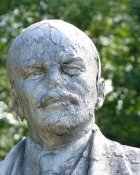 Памятник В.И.Ленину с.Руновщина (Зачепиловский р-н)