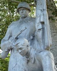 Братская могила в с.Руновщина (Зачепиловский р-н)