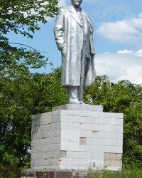 Памятник В.И.Ленину в с.Орчик (Зачепиловский р-н)