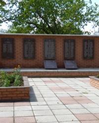 Братская могила в с.Вольное