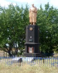 Братская могила в с.Пасечники (Решетиловский р-н)