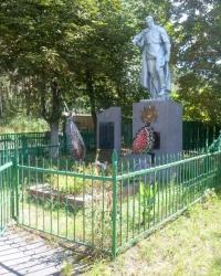 Братская могила в Кременище