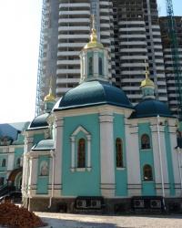Собор в честь Рождества Христова (Березняки) в Киеве