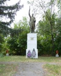 Братская могила в г.Хорол