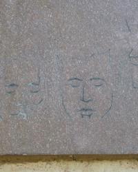 Братская могила и памятник в пгт.Днепровское