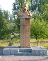 Памятник Тарасу Шевченко в Святогорске