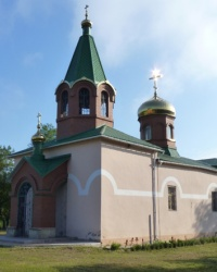 Свято-Григорьевский храм в пгт.Новоселовка (Краснолиманский р-н)