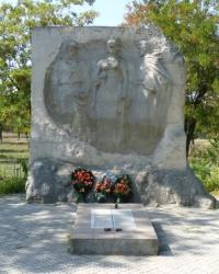Братская могила в с.Кринички (Николаевский р-н)