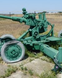 Памятник пушки в с.Степовое