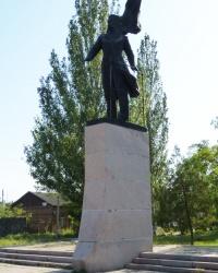Памятник П.П. Шмидту в Очакове