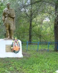 Братская могила в с.Акимовка (Верхнеднепровский р-н)