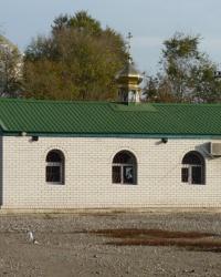 Храм Преподобных Антония и Феодосия Киево-Печерских в пгт.Юбилейный