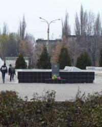 Мемориал Славы воинам Великой Отечественной войны в Першотравенске