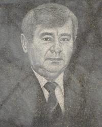 Мемориальная доска в честь Разводова А.Г в г.Першотравенск