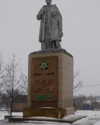 Братская могила 2 в с.Кисличеватая (Томаковский р-н)