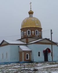 Свято-Покровский храм в пгт.Петрово (Кировоградская обл.)