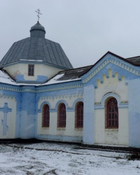 Свято-Покровский храм в с.Чечелиевка