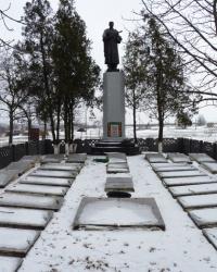 Братская могила в с.Чечелиевка (Кировоградская обл.)