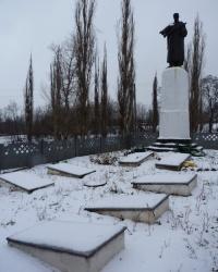 Братская могила в с.Александровка (Петровский р-н)