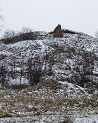 Курган (Высота 131.0) возле с.Балаховка (Петровский р-н)