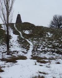 Курган (Высота 138.8) возле с.Червоноселье (Петровский р-н)
