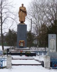 Братская могила в с.Звенигородка (Александрийский р-н)