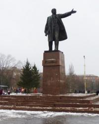 Памятник В.И.Ленину в г.Александрия