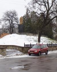 Казак Ус (зимовье Усовка, место захоронения Уса) в г.Александрия