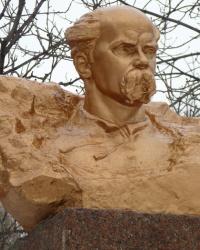 Памятник Т.Г.Шевченко (возле гимназия им. Т.Г. Шевченко) в г.Александрия
