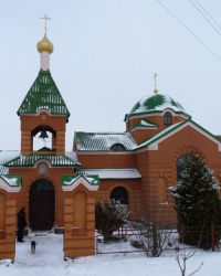 Борисо-Глебский храм (Борисоглебский) в с. Башмачка