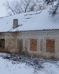 Здание школы (постройка 1897 года) в с.Башмачка